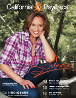 California Psychics September 2013 Magazine