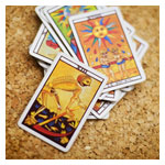Worrisome Tarot Cards