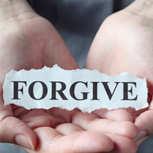 Give the Gift of Forgiveness