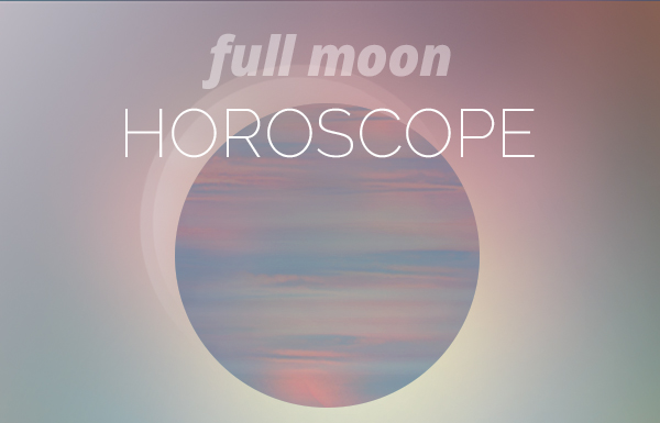 blue moon horoscope