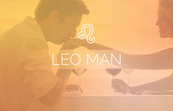 traits of the leo man