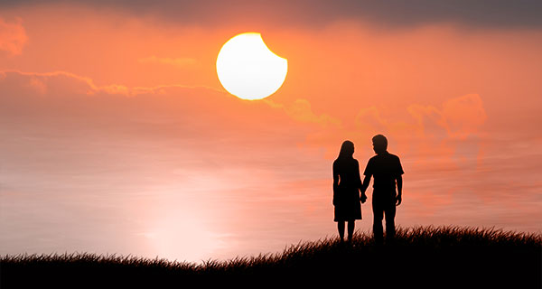 The Partial Solar Eclipse and Your Love Life