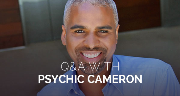 Psychic Q&A: His Psychic Abilities