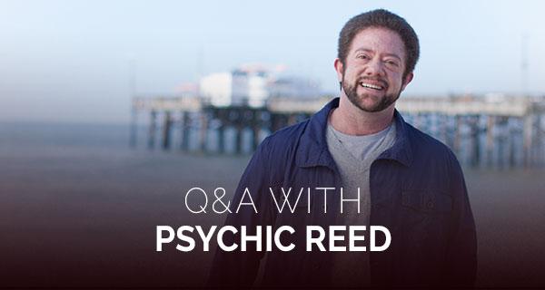 Psychic Q&A: He's on Parole