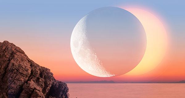 Your Partial Solar Eclipse Horoscope