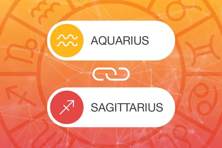 Aquarius and Sagittarius Zodiac Compatibility | California Psychics