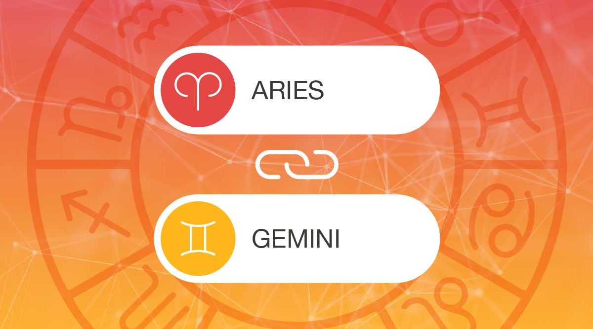 Aries and Gemini Zodiac Compatibility | California Psychics