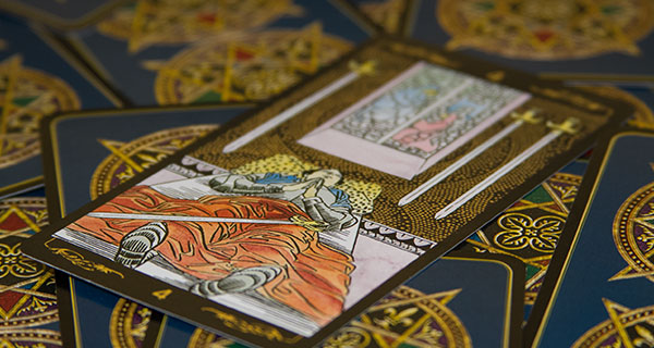Your Weekly Tarot Reading: August 26 - September 1