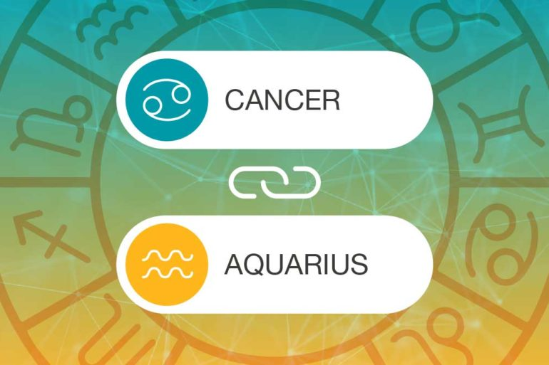 Cancer and Aquarius Zodiac Compatibility | California Psychics