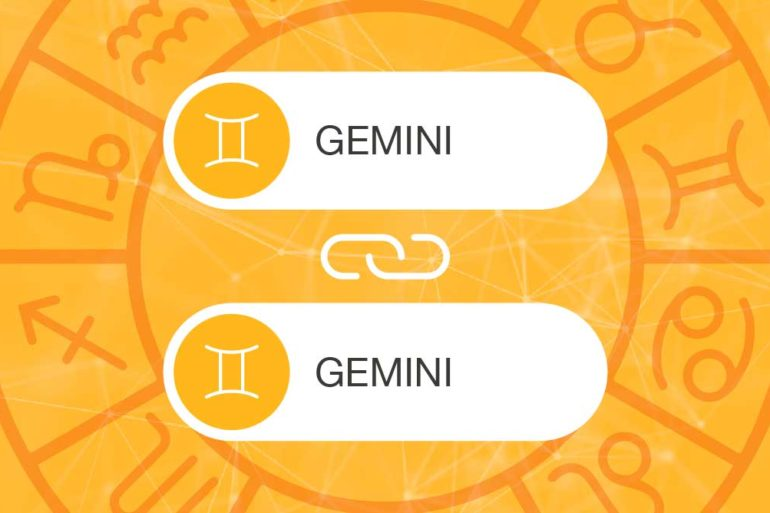 Gemini and Gemini Zodiac Compatibility | California Psychics