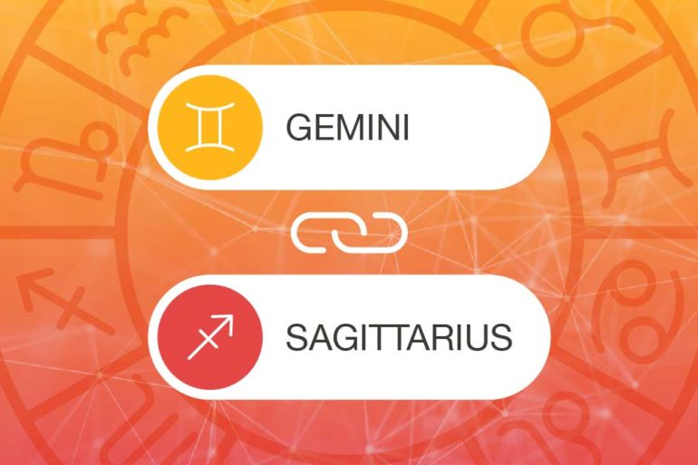 Gemini and Sagittarius Zodiac Compatibility | California Psychics