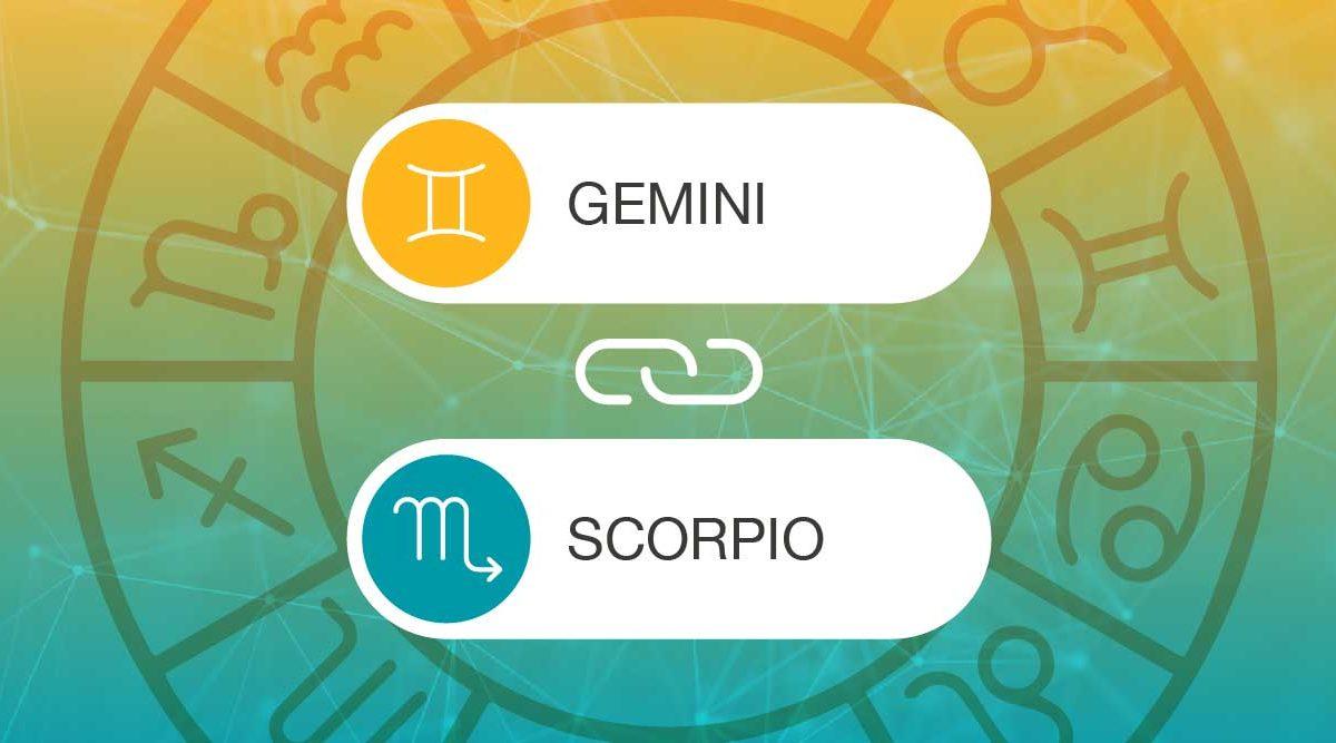 Gemini and Scorpio Zodiac Compatibility | California Psychics