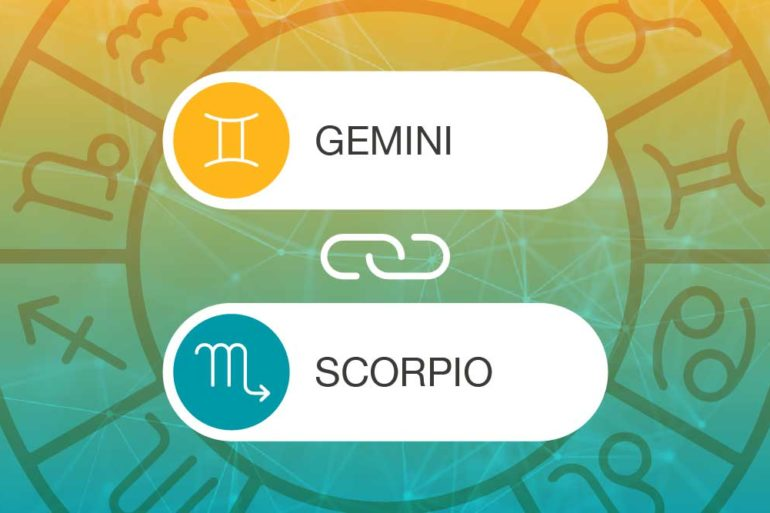 Gemini and Scorpio Zodiac Compatibility | California Psychics