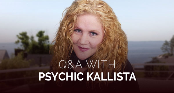 Psychic Q&A: She Seeing Dead People