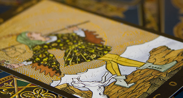 The Akashic Tarot: December 9 - 15