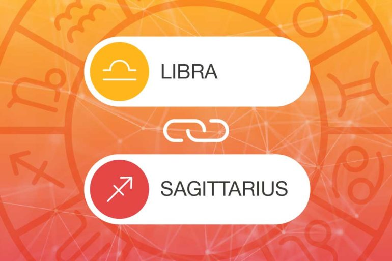 Libra and Sagittarius Zodiac Compatibility | California Psychics