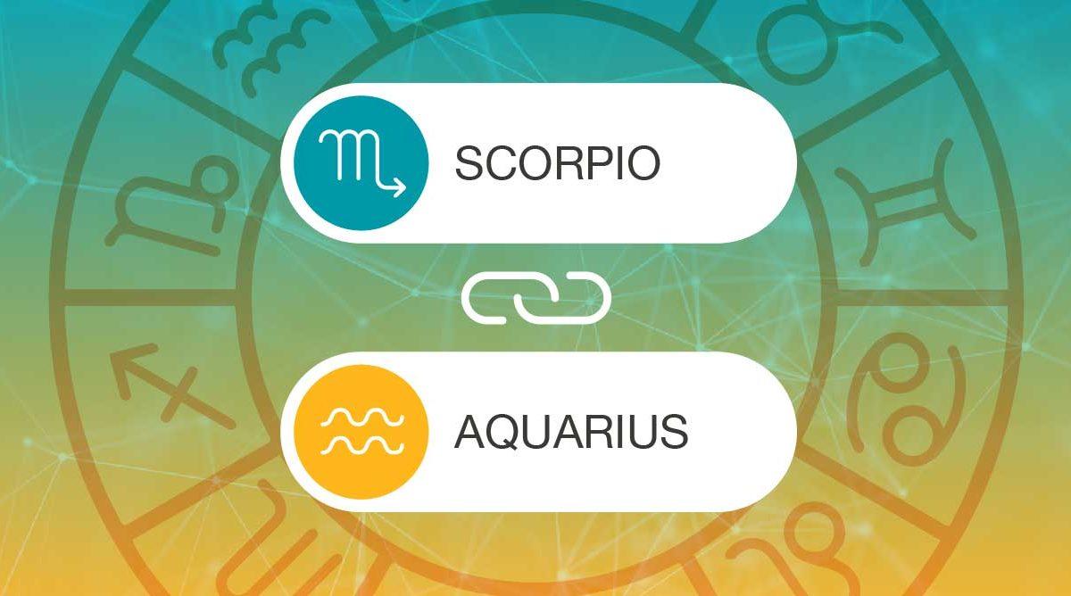 Scorpio and Aquarius Zodiac Compatibility | California Psychics