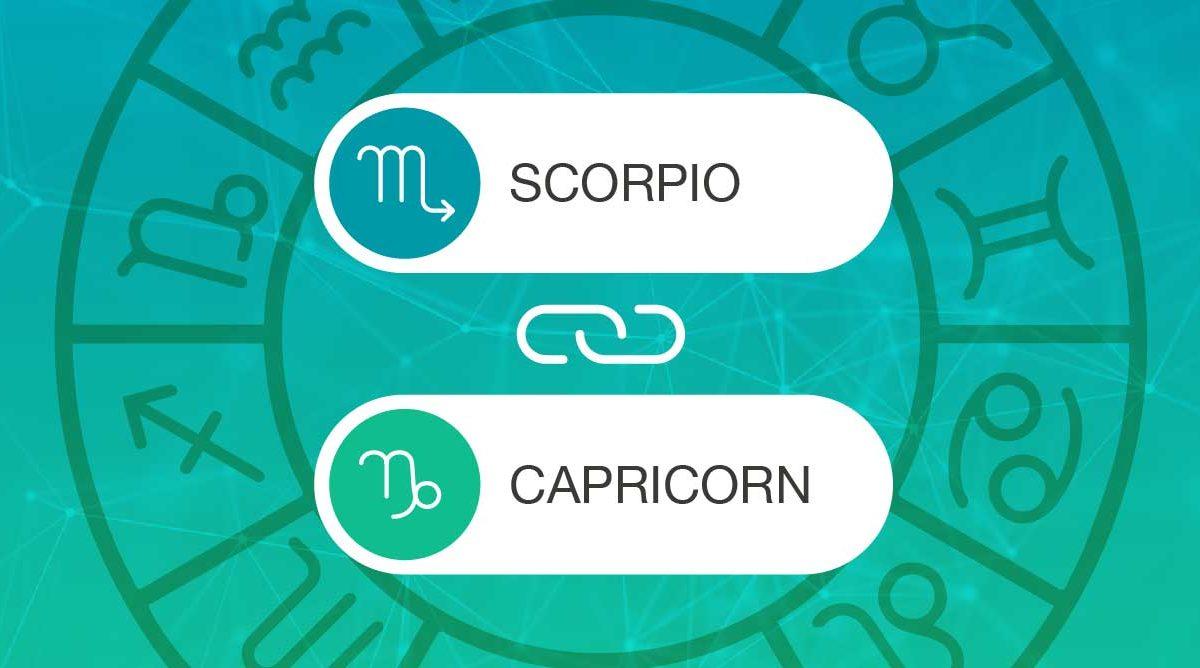Scorpio and Capricorn Zodiac Compatibility | California Psychics