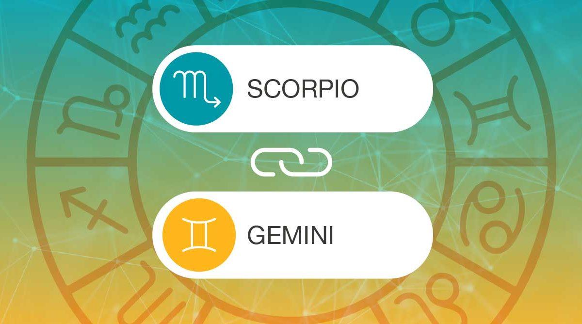 Scorpio and Gemini Zodiac Compatibility | California Psychics