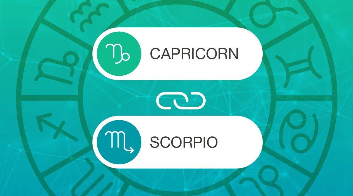 Capricorn and Scorpio Zodiac Compatibility | California Psychics