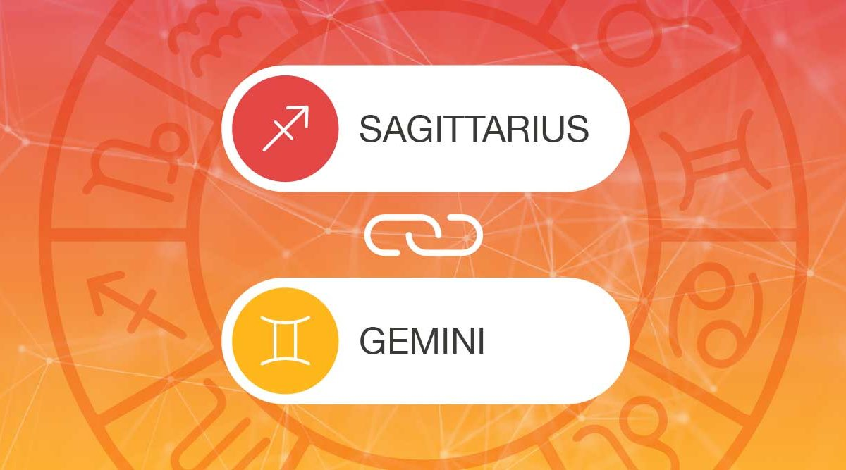 Sagittarius and Gemini Zodiac Compatibility | California Psychics