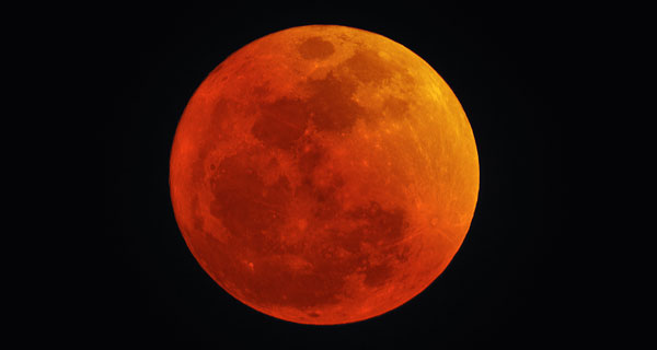 Blood Wolf Moon Eclipse and Full Moon Rituals | California