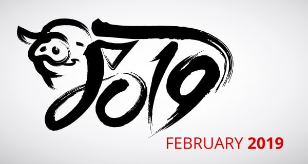 Chinese Horoscope 2019: February