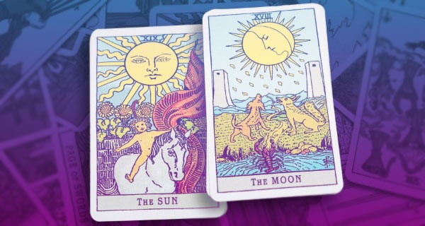 Sun and Moon Tarot: February 3 - 9
