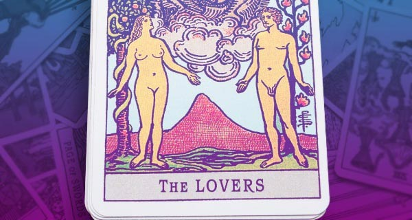 The Lovers' Tarot: February 10 - 16