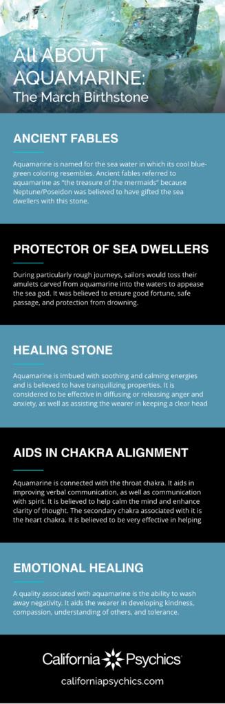Aquamarine   California Psychics