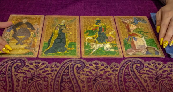 Tarot Cards That Affect Your Future | California Psychics