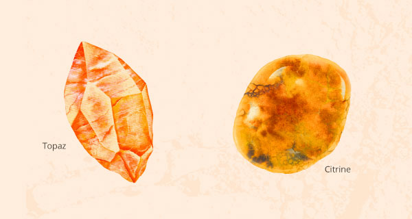 All About Topaz and Citrine: November Birthstones | California Psychics