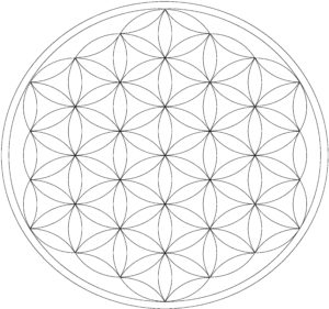 Flower of Life Gratitude Grid | California Psychics