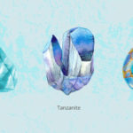 All About Zircon, Tanzanite, and Turquoise: December Birthstones