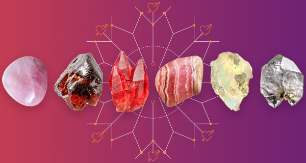 Best Crystals for Romance | California Psychics