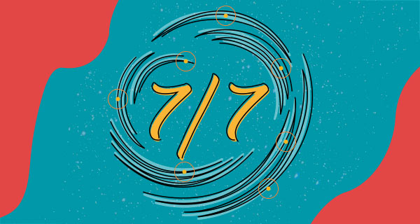 Enhance Your Intuition on the 7/7 Numerology Power Day | California Psychics