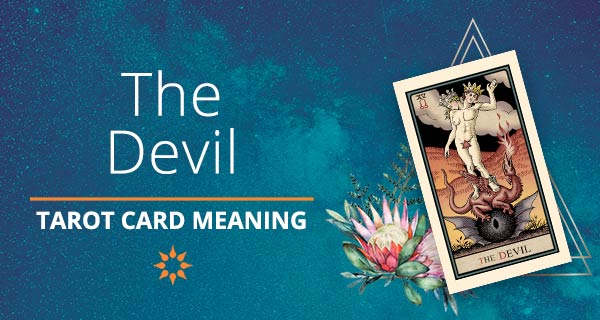 The Devil Tarot Card Meaning   California Psychics