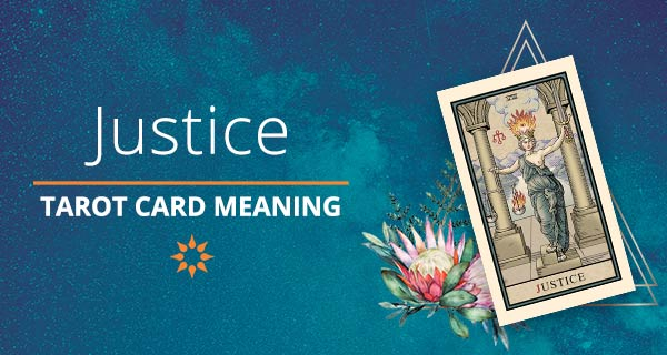 Justice Tarot Card Meaning   California Psychics