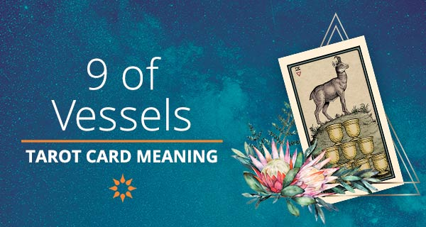 Nine of Vessels Tarot Card Meaning   California Psychics