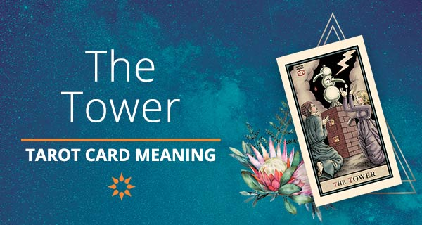 The Tower Tarot Card Meaning | California Psychics
