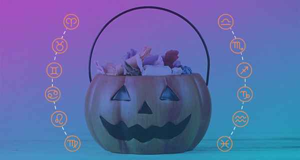 Each Zodiac Sign's Favorite Halloween Candy | California Psychics