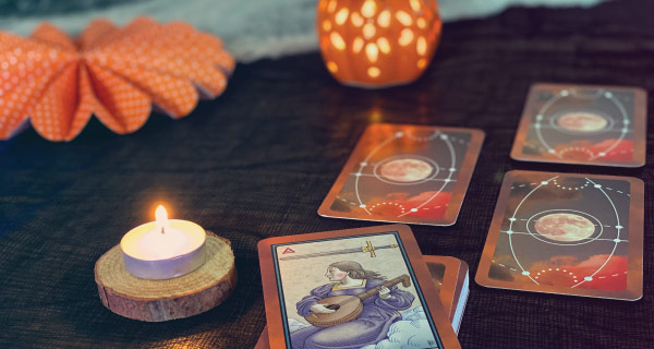 Halloween Tarot Spread | California Psychics