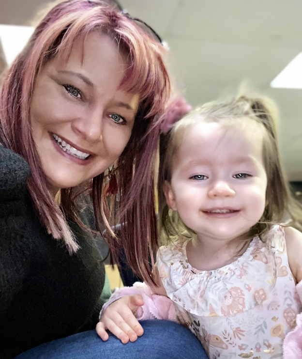 Psychic Kerrigan and Granddaughter   California Psychics