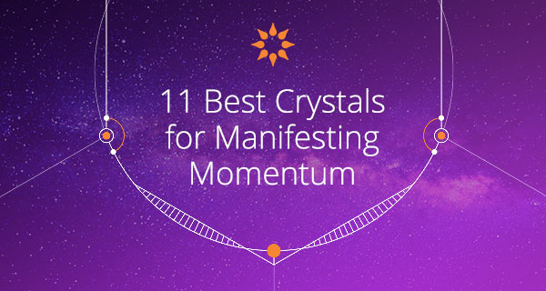 11 Best Crystals for Manifesting Momentum | California Psychics
