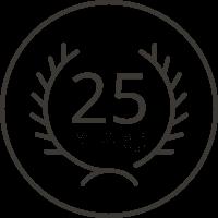 25 Yrs Icon